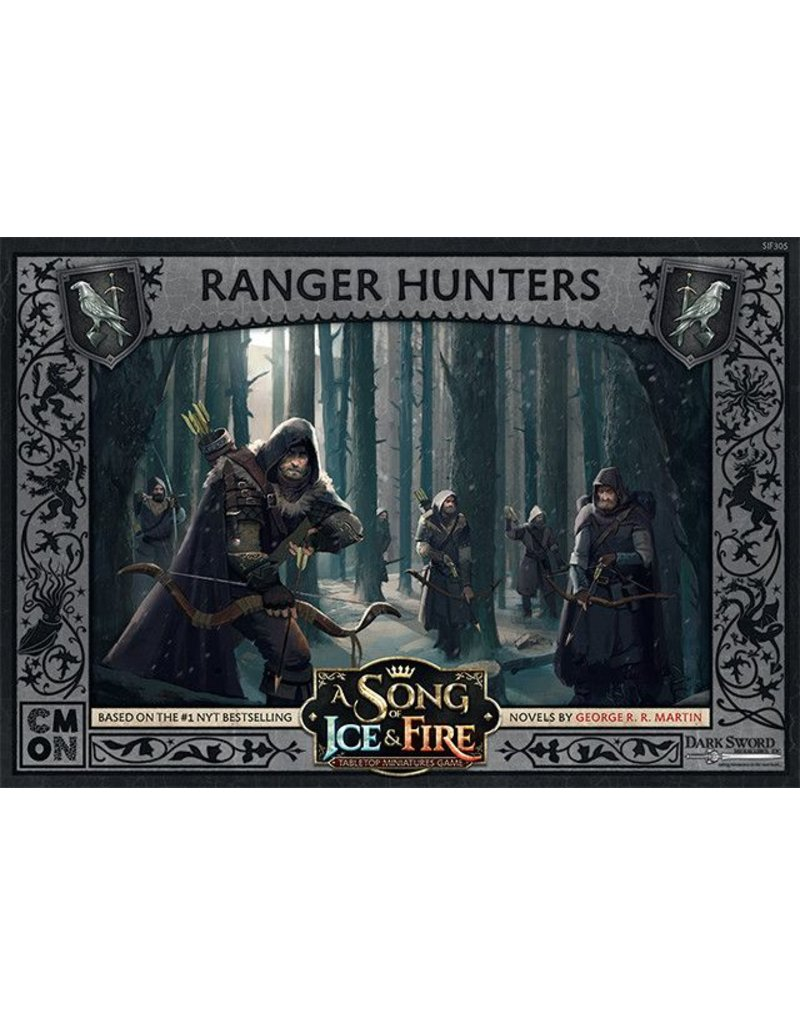 CMON Ltd Ranger Hunters: A Song Of Ice and Fire Expansion