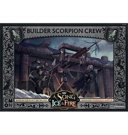 CMON Ltd Builder Scorpion Crew