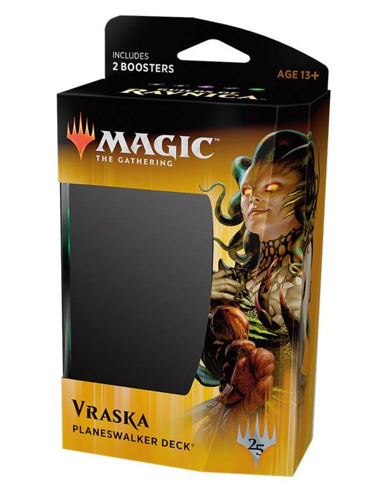 Wizards of the Coast Magic The Gathering: Guilds of Ravnica Planeswalker Deck – Vraska