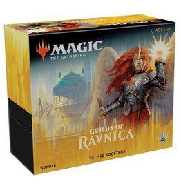 Wizards of the Coast MTG: Guilds of Ravnica Bundle