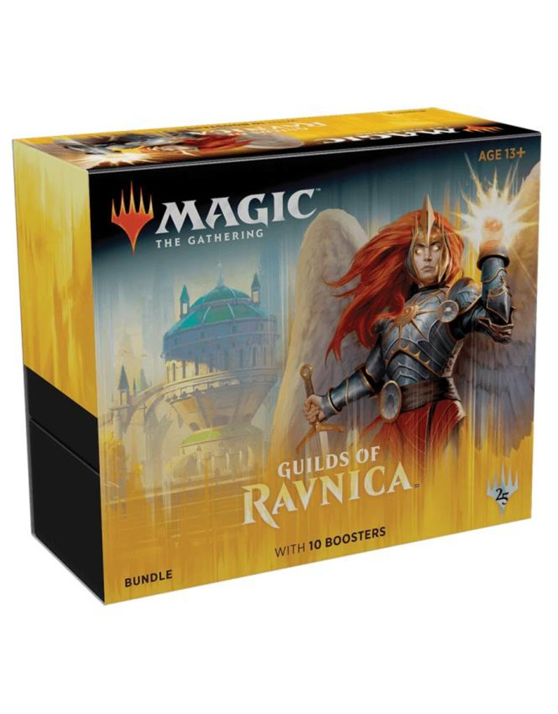 Wizards of the Coast Magic The Gathering: Guilds of Ravnica Bundle