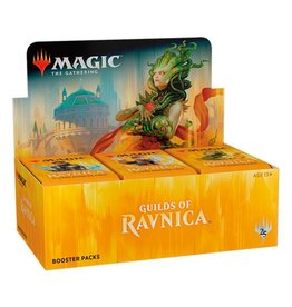 Wizards of the Coast MTG: Guilds of Ravnica Display Box