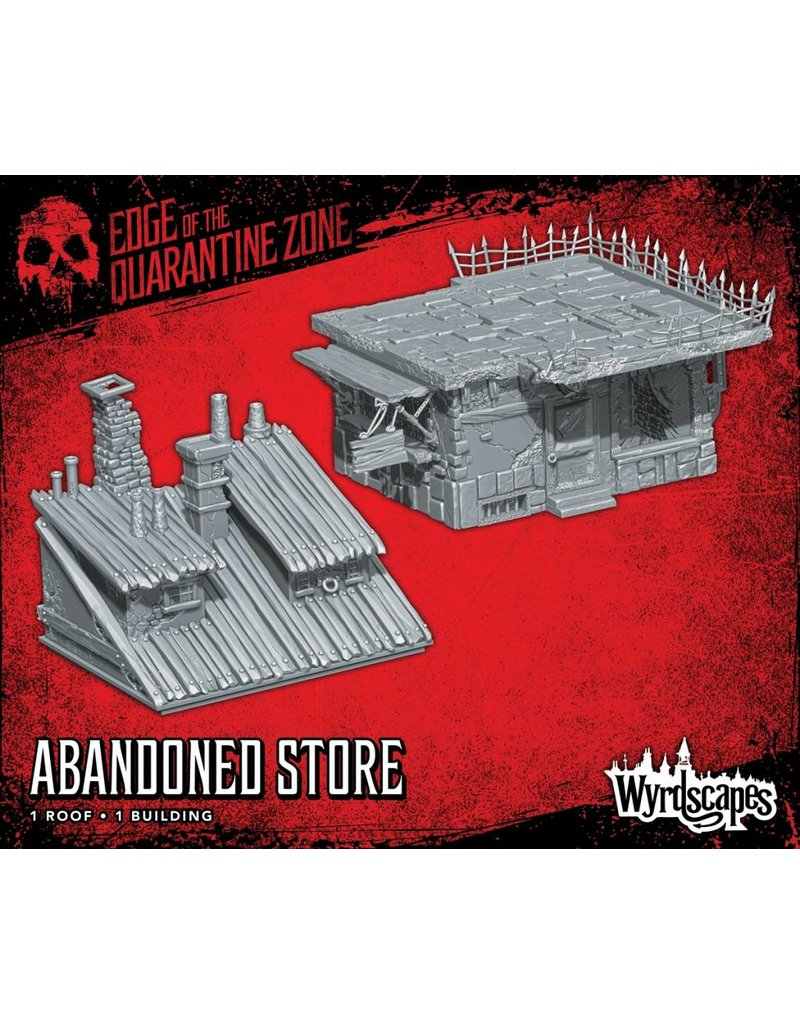 Wyrd Edge Of The Quarantine Zone - Abandoned Store