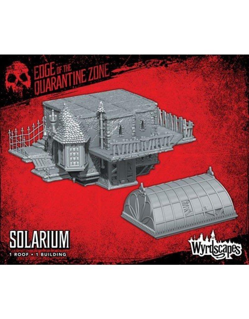 Wyrd Edge Of The Quarantine Zone - Solarium