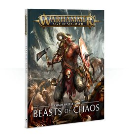 Games Workshop Battletome: Beasts Of Chaos (HB)