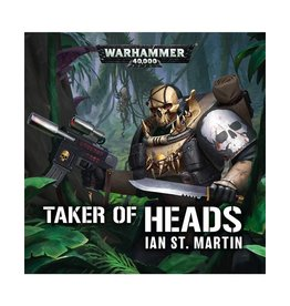 Games Workshop Taker Of Heads (AUDIO)