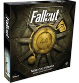 Fantasy Flight Games Fallout Board Game: New California Expansion