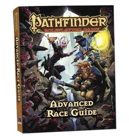 Paizo Advanced Race Guide Pocket Edition