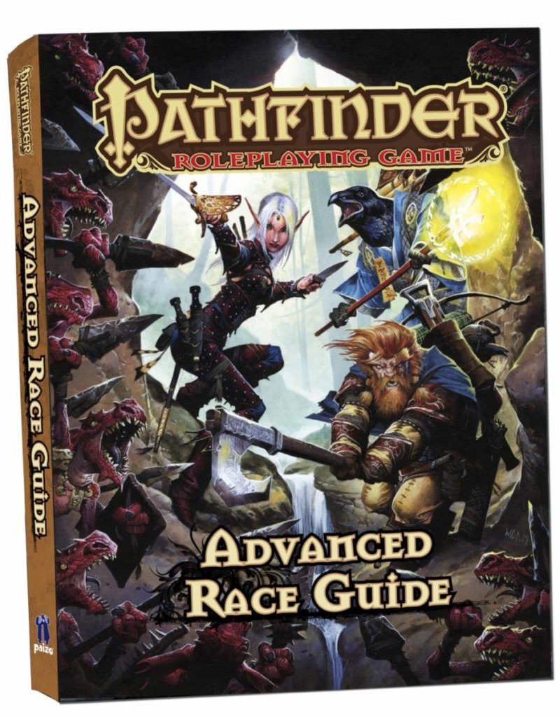 Paizo Pathfinder: Advanced Race Guide Pocket Edition