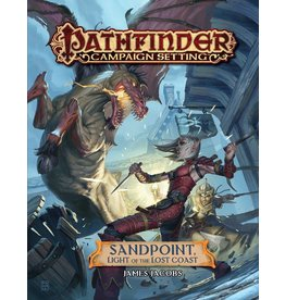 Paizo Campaign: Sandpoint, Light of the Lost Coast