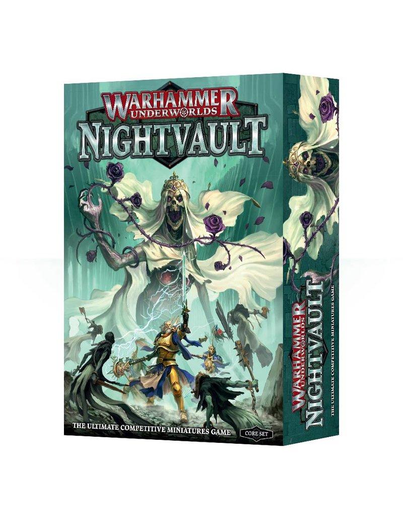 Games Workshop Warhammer Underworlds: Nightvault Core Set (EN)