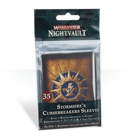 Games Workshop Stormsire's Cursebreakers Sleeves