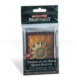 Games Workshop Thorns Of The Briar Queen Sleeves
