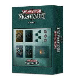 Games Workshop Nightvault Dashboard Mat
