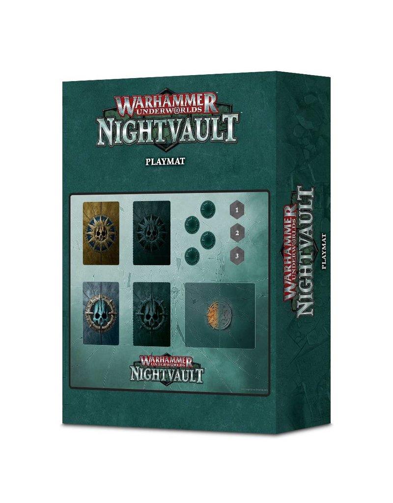 Games Workshop Warhammer Underworlds: Nightvault Dashboard Mat