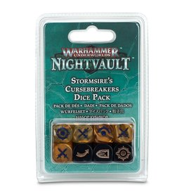 Games Workshop Stormsire's Cursebreakers Dice