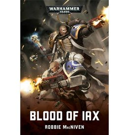 Games Workshop Blood Of Iax (HB)