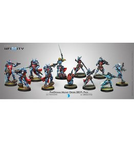 Corvus Belli Military Orders 300 Point Pack