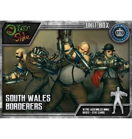 Wyrd South Wales Borderers
