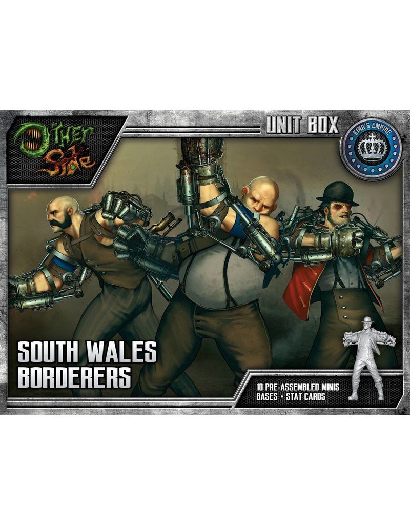 Wyrd King's Empire – South Wales Borderers