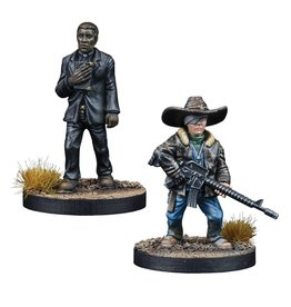 Mantic Games Father Gabriel Booster