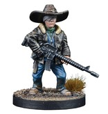 Mantic Games The Walking Dead: Father Gabriel Booster