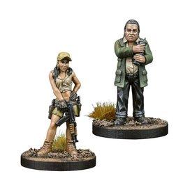 Mantic Games Rosita & Eugene Booster