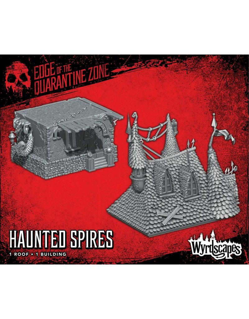 Wyrd Edge Of The Quarantine Zone - Haunted Spires
