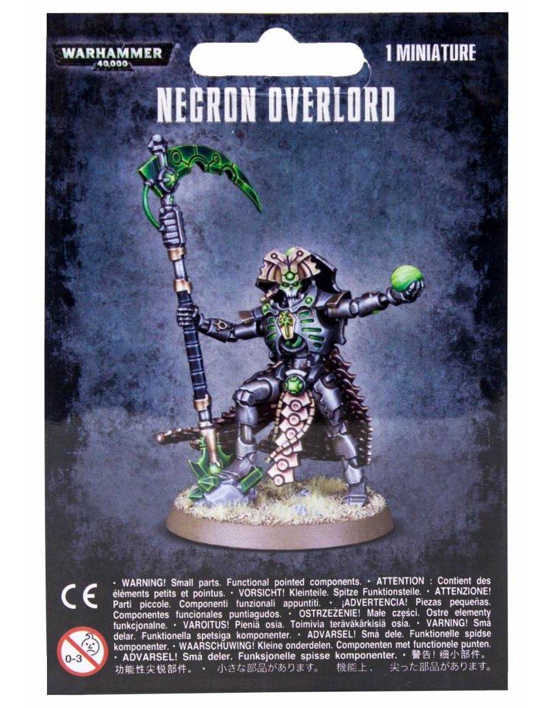 Games Workshop Necron Overlord