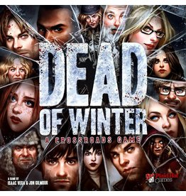 Plaid Hat Games Dead of Winter- A Crossroads Game