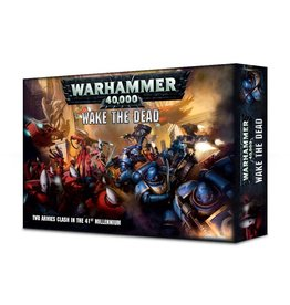 Games Workshop Warhammer 40k: Wake The Dead (EN)