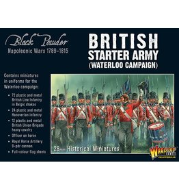 Warlord Games British Starter Army (Waterloo)