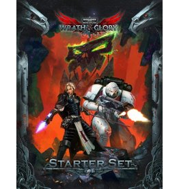 Ulisses Spiele Wrath & Glory Starter Set