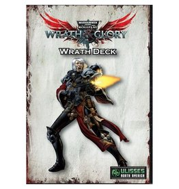 Ulisses Spiele Wrath & Glory Wrath Deck