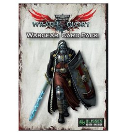 Ulisses Spiele Wrath & Glory Wargear Card Pack