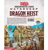 Gale Force 9 D&D DM Screen - Dragon Heist