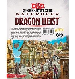 Gale Force 9 DM Screen - Dragon Heist