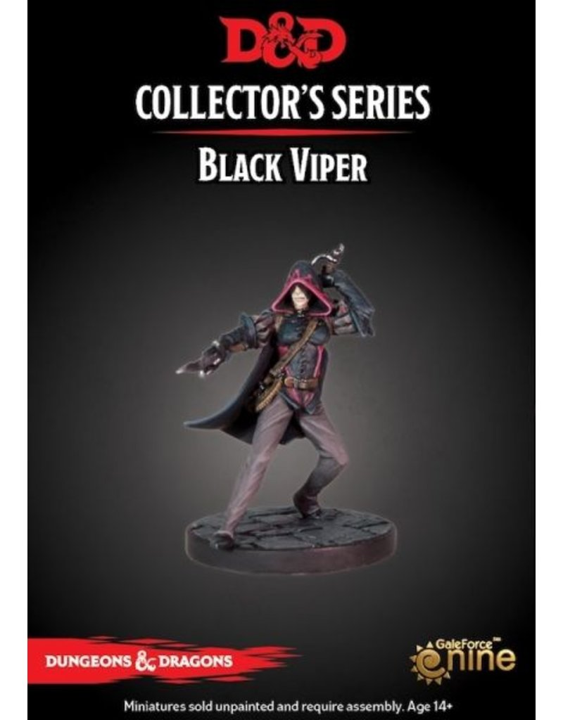 Gale Force 9 D&D Collector's Series: Black Viper