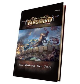 Mantic Games Kings Of War Vanguard Rulebook