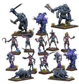Mantic Games Vanguard: Nightstalker Faction Starter