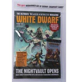 Games Workshop White Dwarf October 2018 (EN)