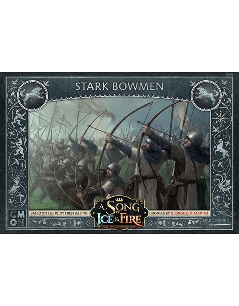 CMON Ltd House Stark: Bowmen: A Song Of Ice and Fire Expansion