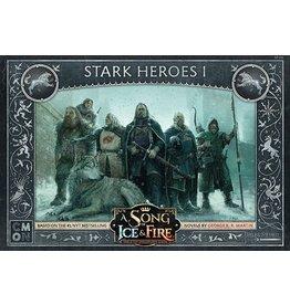 CMON Ltd House Stark Heroes 1