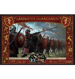 CMON Ltd House Lannister Guardsmen