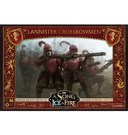 CMON Ltd House Lannister Crossbowmen