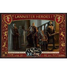 CMON Ltd House Lannister Heroes 1