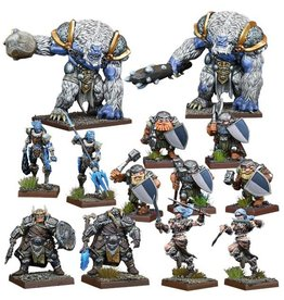 Mantic Games Vanguard: Northern Alliance Faction Starter