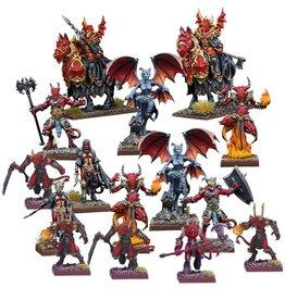 Mantic Games Vanguard: Abyssal Faction Starter