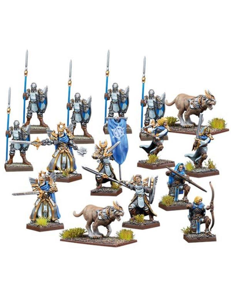 Mantic Games Kings Of War Vanguard: Basilean Faction Starter