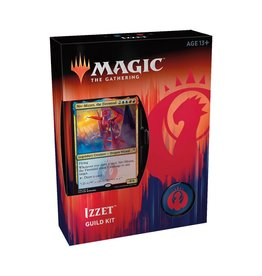 Wizards of the Coast MTG Guild Kit: Izzet